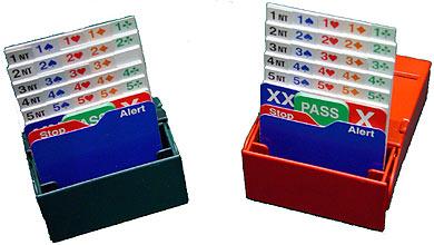 Bidding Box: Duplicate Bridge