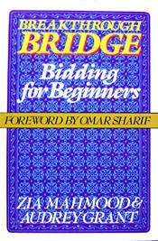 Breakthrough In Bridge: Bidding for Beginners