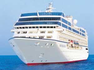 Cruise ShipVessel Insignia - Insignia cruise ship